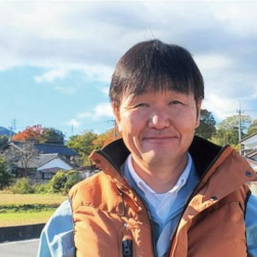 お客様係:田口 勝章